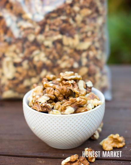 Vlašské ořechy jádra výběrová 500g