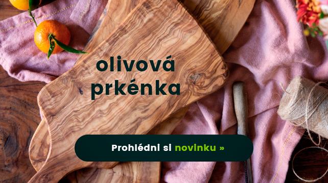 Kouzelná olivová prkénka skladem